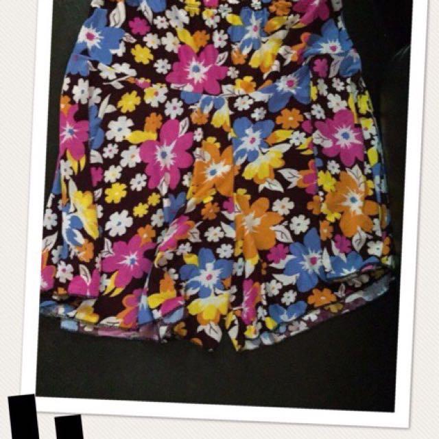 Floral Skirt (Pre-Loved)