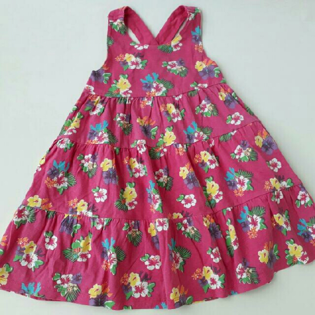 For 3-4yo Mothercare Dress. Buy All 150rb.