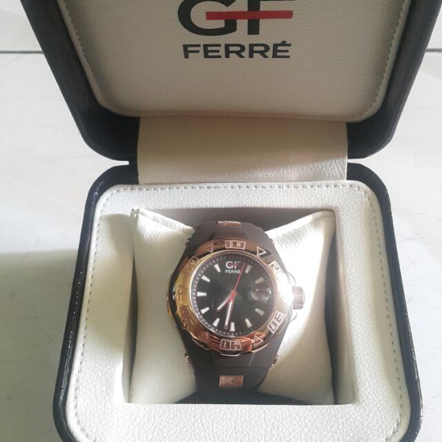 60fd5c45ee GF Ferre watch