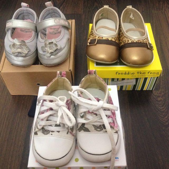Girl Babies Shoes