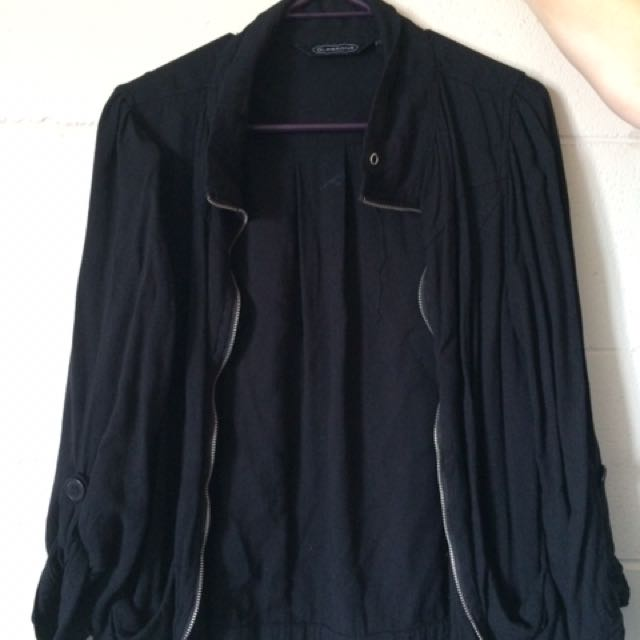 Glassons Black Jackey