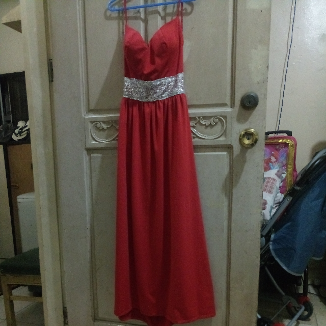 Godess long gown