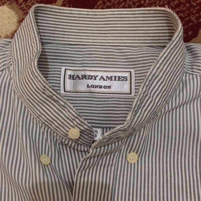 Hardy Amies London Shirts
