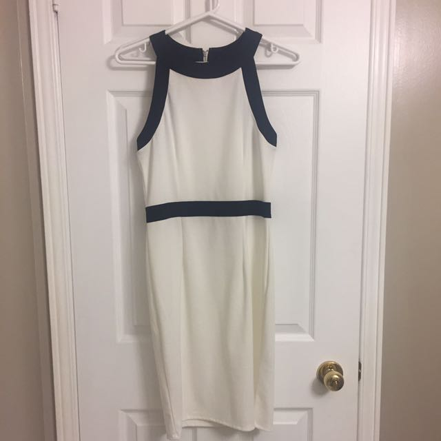 H&M Two-Toned Bodycon Dress