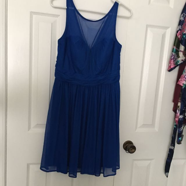 Horizon Blue Dress