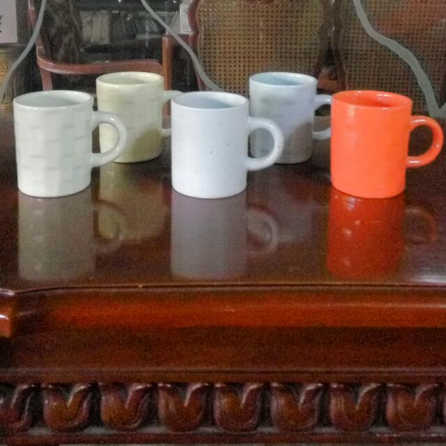 Hot Chocolate Cups (5)
