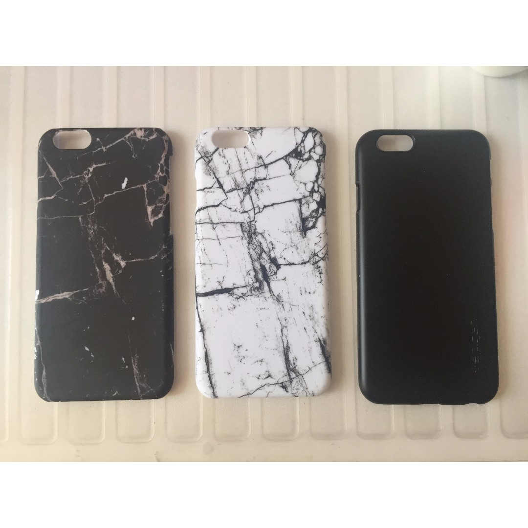 IPHONE6/6s CASES - Otterbox, Spigen, Marble