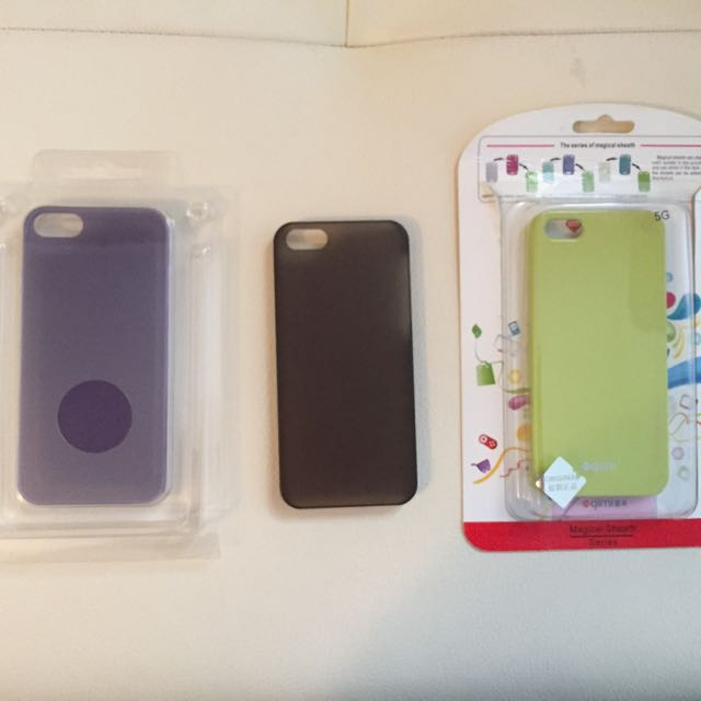 Iphone 5 5S SE Phone Cover Casing