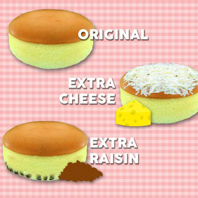Japanese Cheesecake A.k.a Cotton Cheesecake