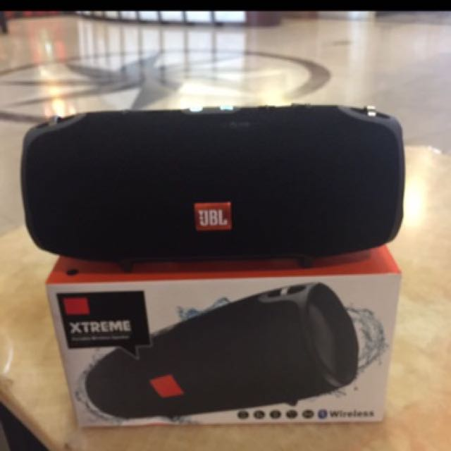 JBL Xtreme Small Portable Bluetooth Speaker (offer This