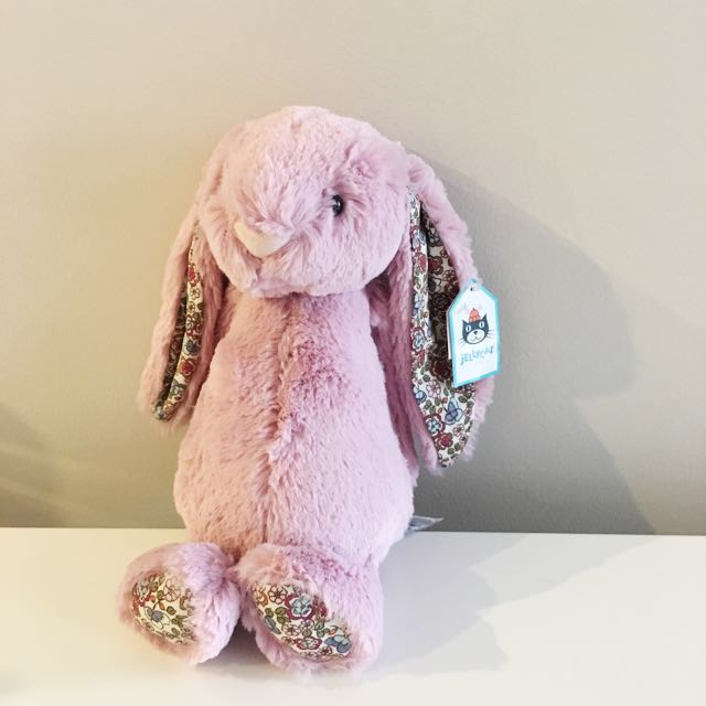 Jellycat Blossom Bunny Inclusive Postage