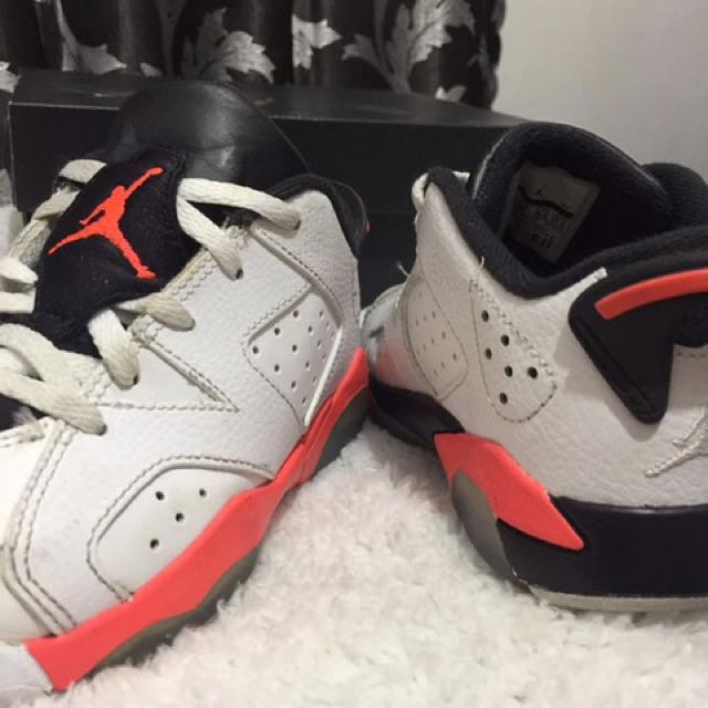 Jordan 6 Retro Low PS