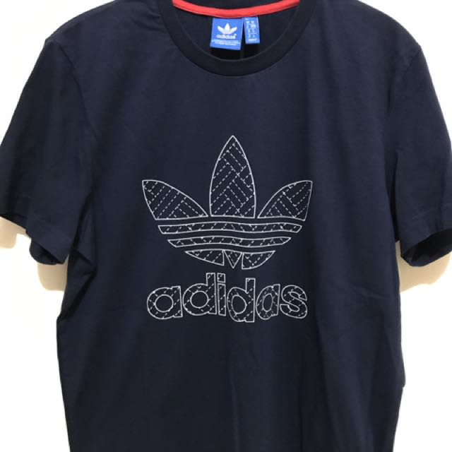 Kaos Adidas Original, Men's Fashion, Men's Clothes on Carousell