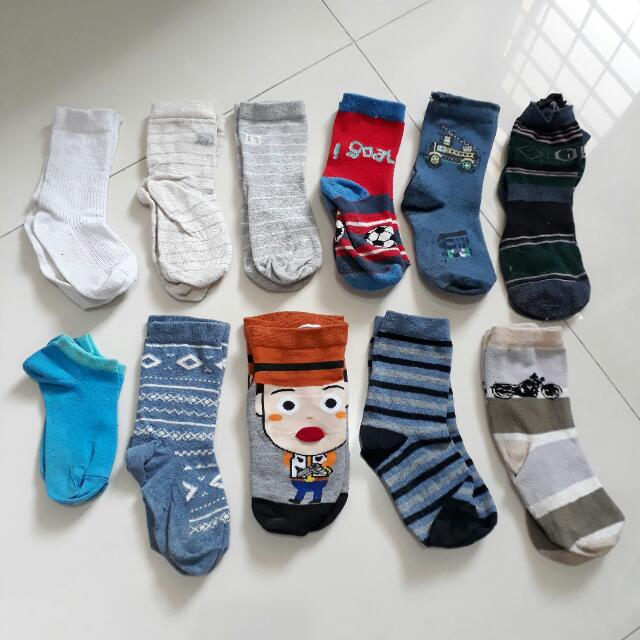 Kaos Kaki take all