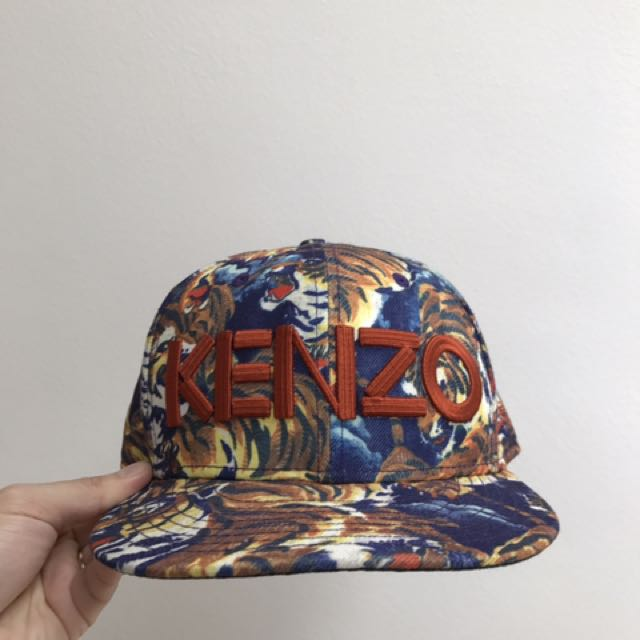 KENZO Fitted New Era Cap 7   LAST PRICE   cb91026c9e9