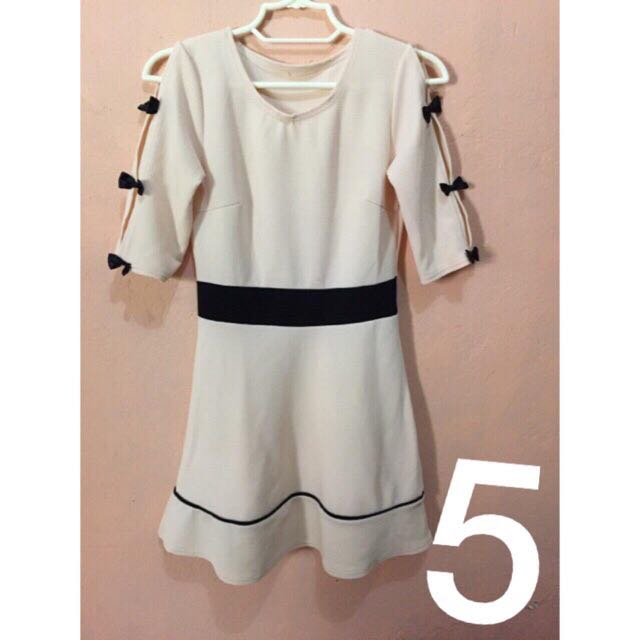 Korean Fashion Dress Small (Pre-loved)