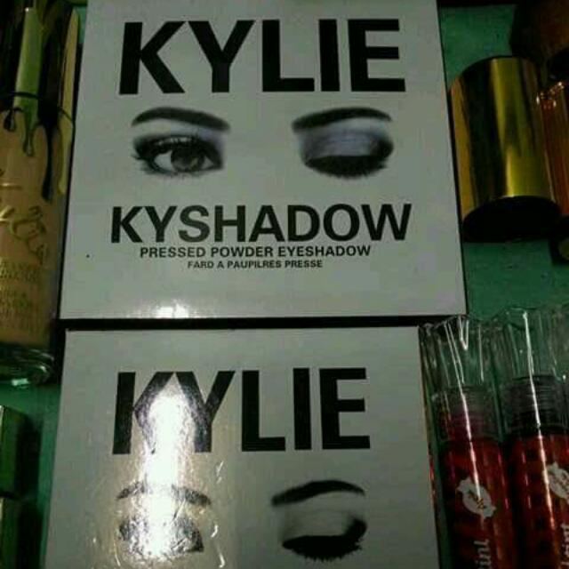 Kylie eyeshadow