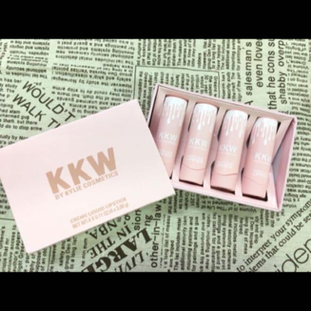 Kylie KKW Matte Lipstick