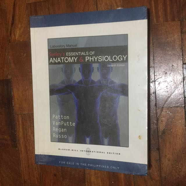 Lab Manual Seeley\'s Anatomy & Physiology, Textbooks on Carousell