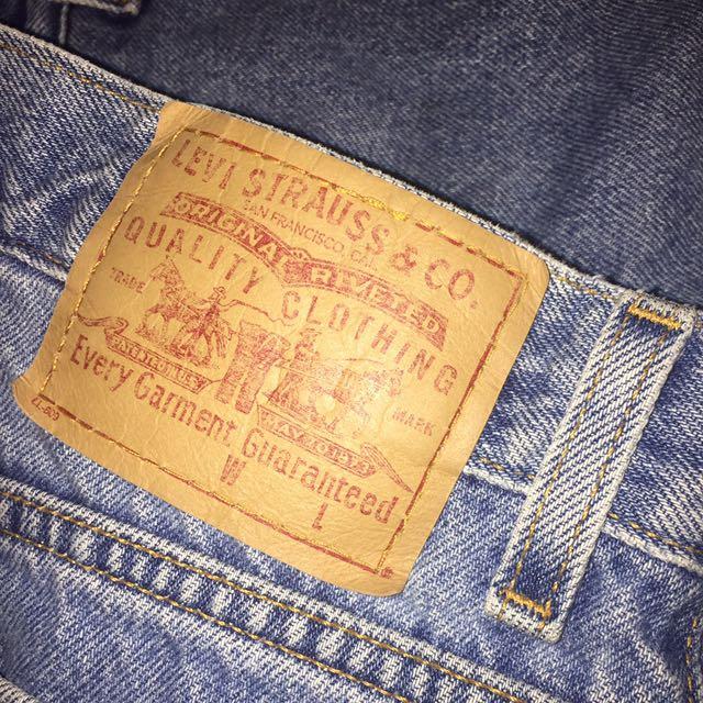 Levi's Jean Shorts size 6