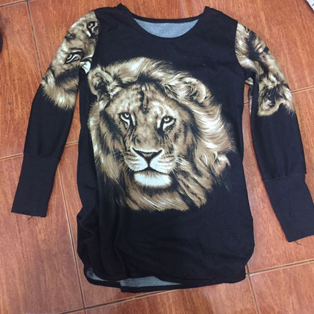 Lion Soft Fabric Pull Over