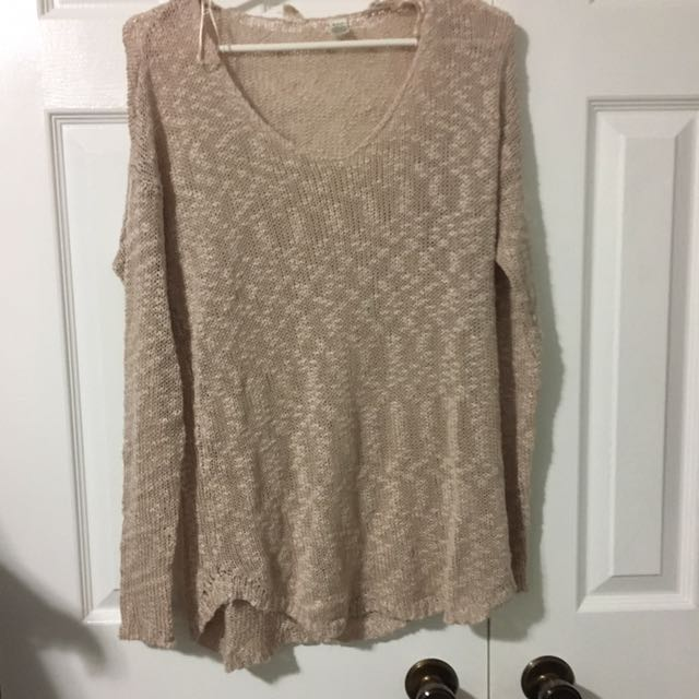 M* Knit Sweater