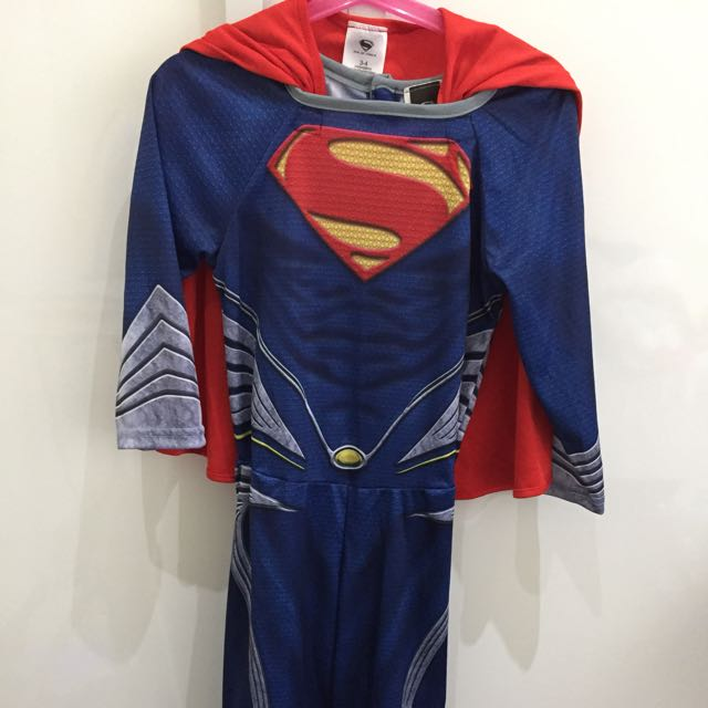photo photo ... & Man Of Steel Superman Costume 3-4 Years Old Php 500 Babies u0026 Kids ...