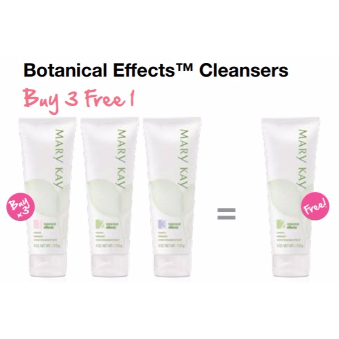 Mary Kay Botanical Effects Cleansers Health Beauty Bath Body Cussons Imperial Leather Wash White Princess Photo