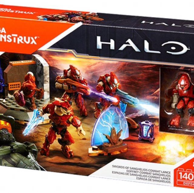 Mega Construx™ Halo Swords Of Sanghelios Combat Lance Set