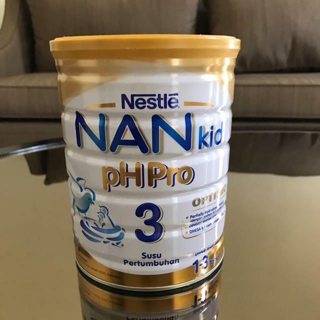 Nan kid Ph Pro 3 (1-3 Years) 800g