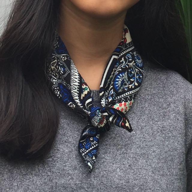 [NEW] Boho Neck scarf / Bandana