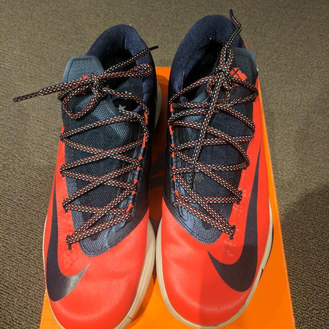 "Nike KD6 ""DC"" American Flag US10.5 $160"