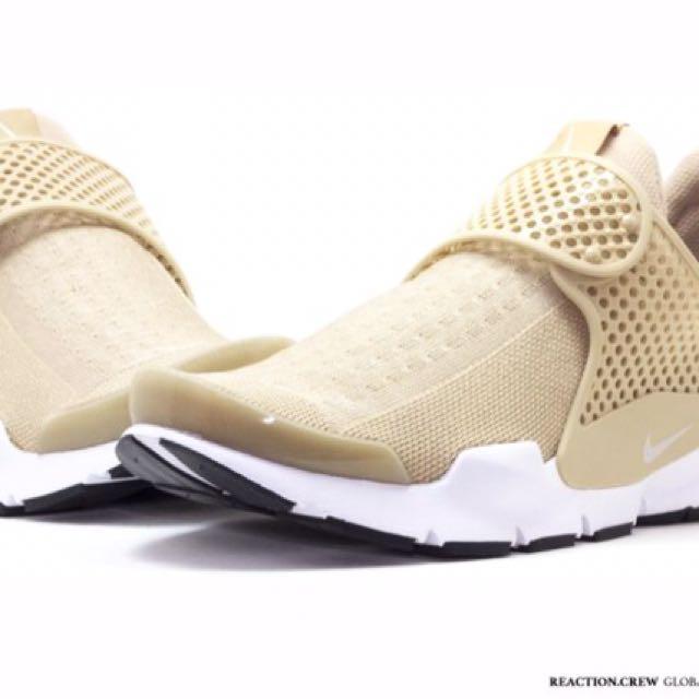 Nike Sock Dart 女款沙色/奶茶色 100%正品