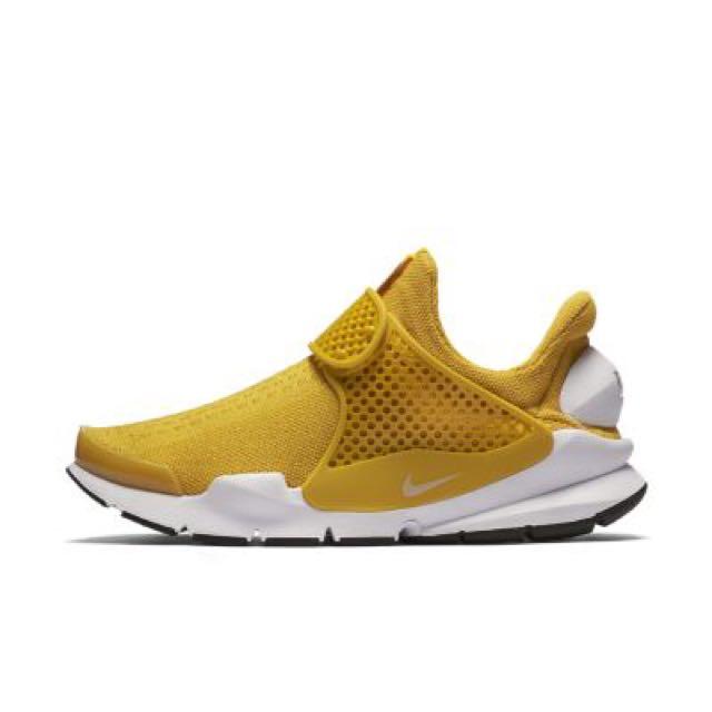 Nike Sock Dart  女款 金黃色 100%正品