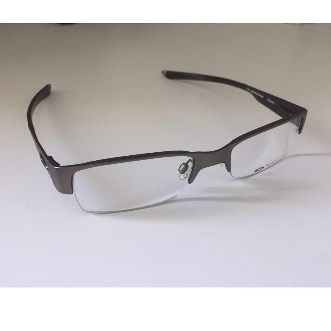 f61238e055 Oakley Ratchet 2.0 138 Light Matte Black TITANIUM frame (MINT cond ...