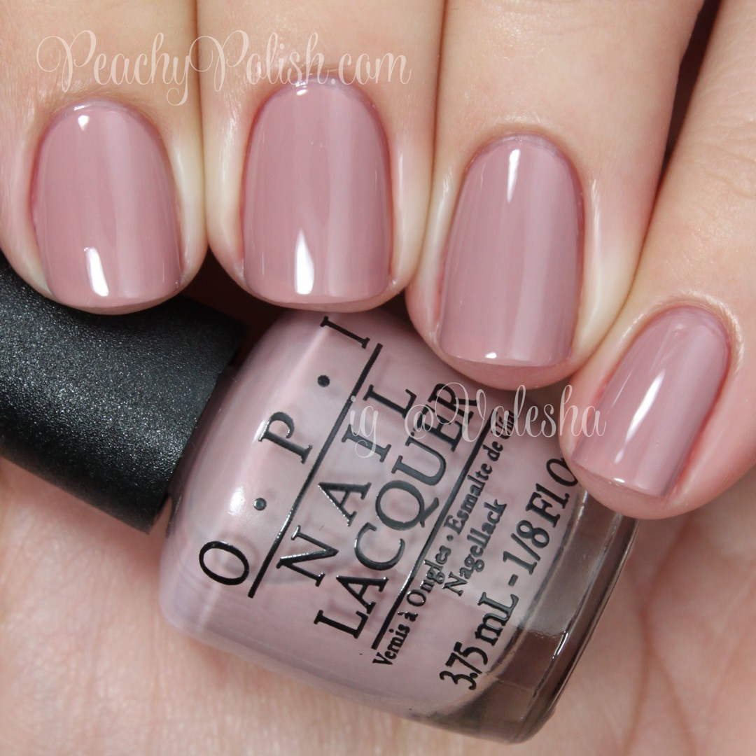 OPI Tickle My France-y - Mini Nail Lacquer 3 75mL (Brand New