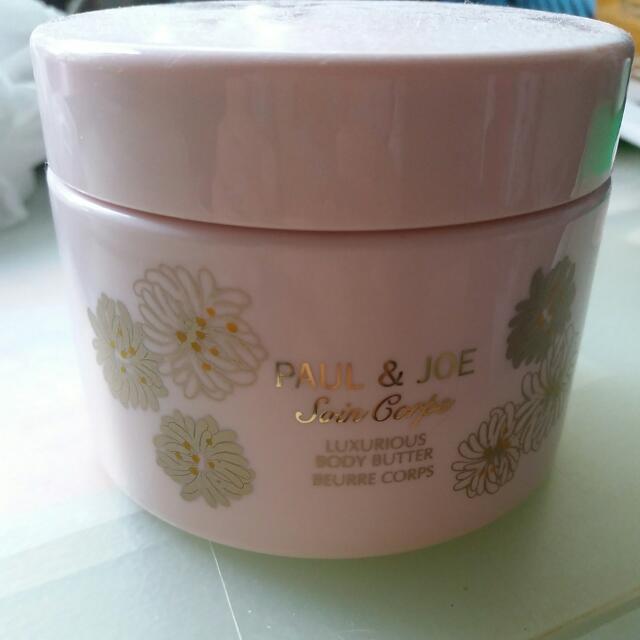 Paul &Joe Luxurious Body Butter Body Cream