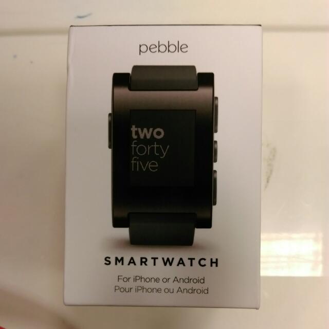 Pebble Smartwatch (Ref No. : F140/F141)