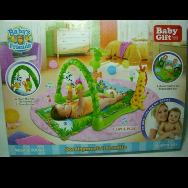 playmate Baby Gift / Mainan Gantungan Bayi