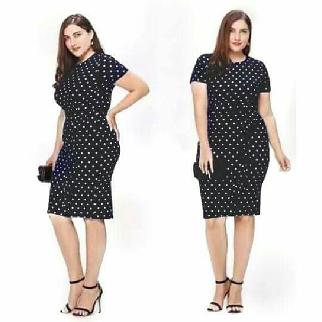 Plus Size (Polka Dress) ✨
