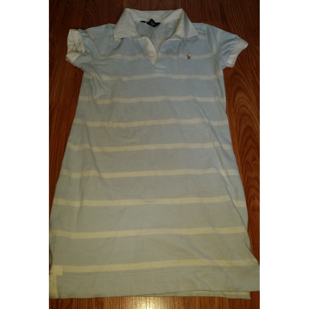 POLO Dress/Long Tshirt Sz. XL