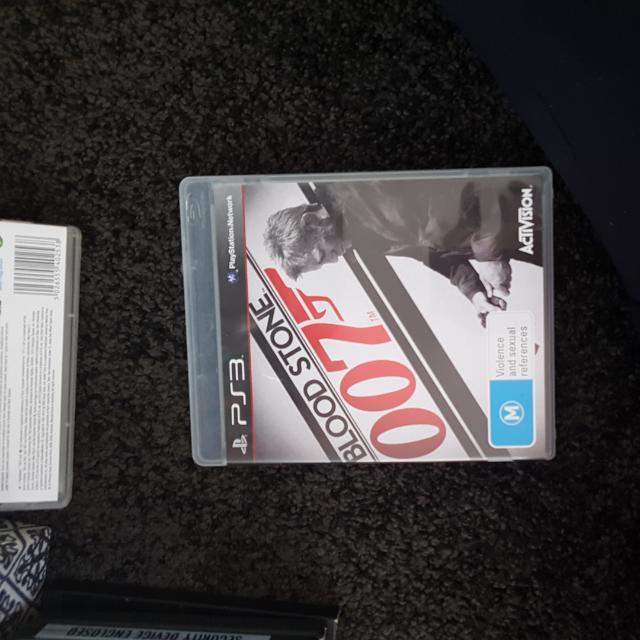 Ps3 James Bond Game Blood Stone 007