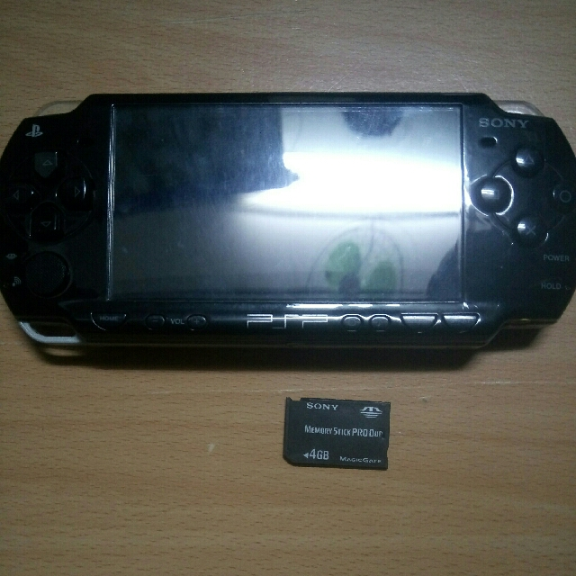 Psp No Battery And Charger