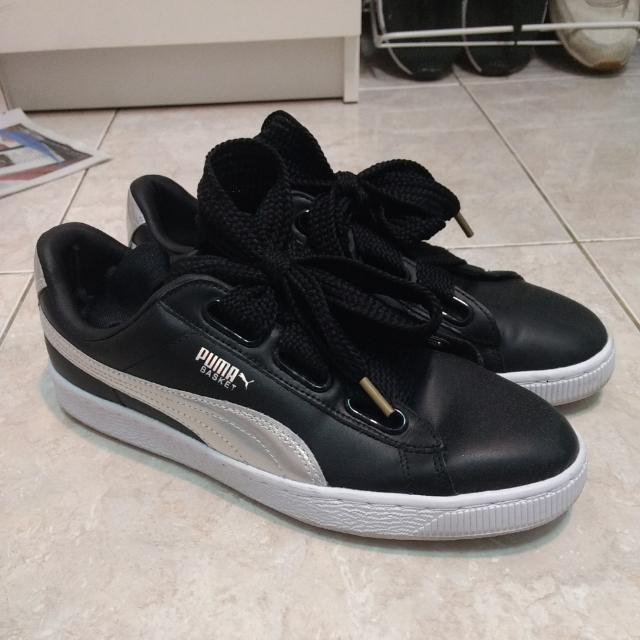 Puma Basket Heart Size 40.5/ 9.5