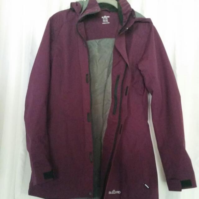 Purple Blizzard Jacket