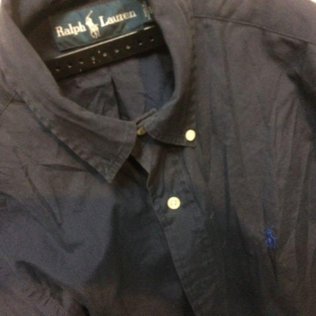 ralph lauren custom made shirt