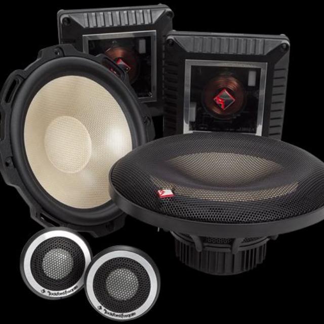 Rockford Fosgate Speakers T3652-S