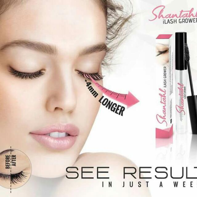Shantahl Eyelash Grower Health Beauty Makeup On Carousell