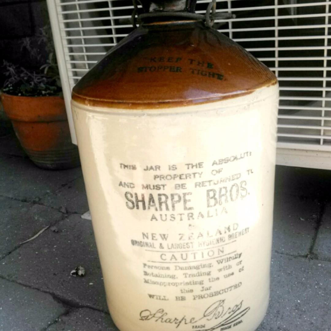 Sharpe Bros Demi john