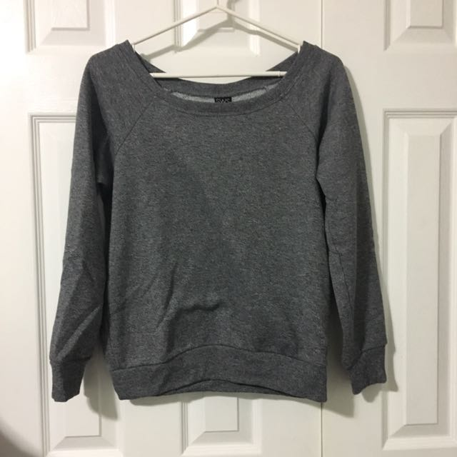 Sirens Grey Sweater